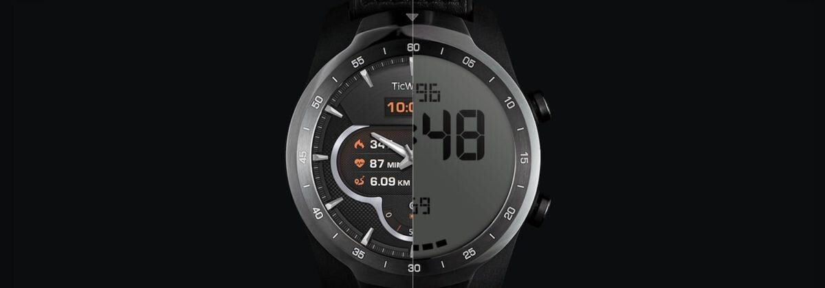 The Ticwatch Pro – First Impressions